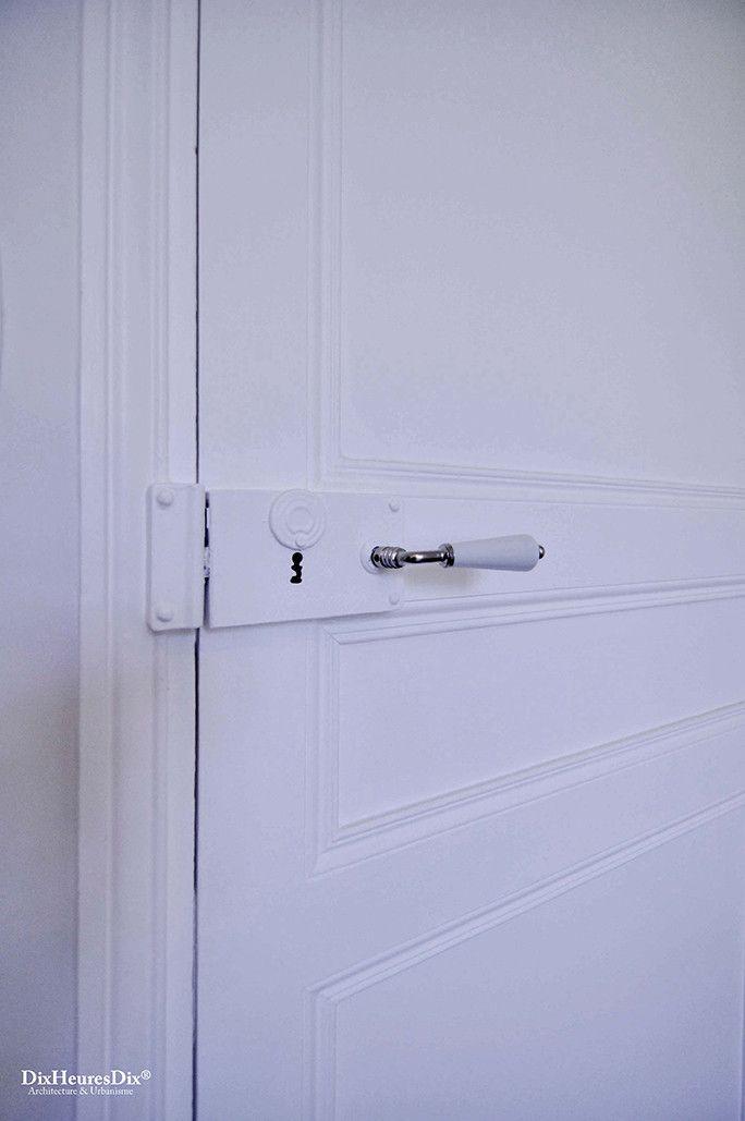 Détail de porte
