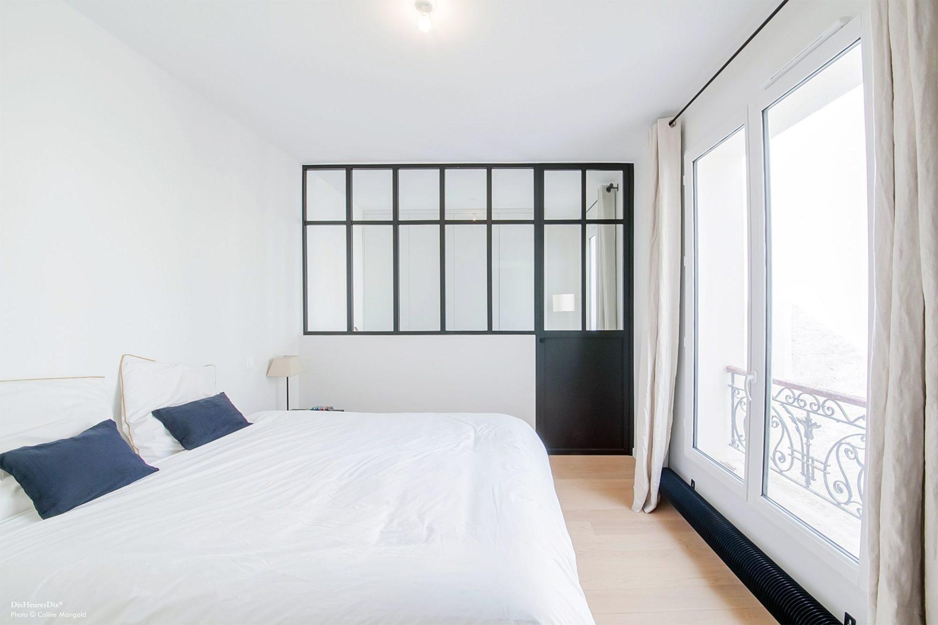 Réhabilitation dun appartement haussmannien dix heures dix