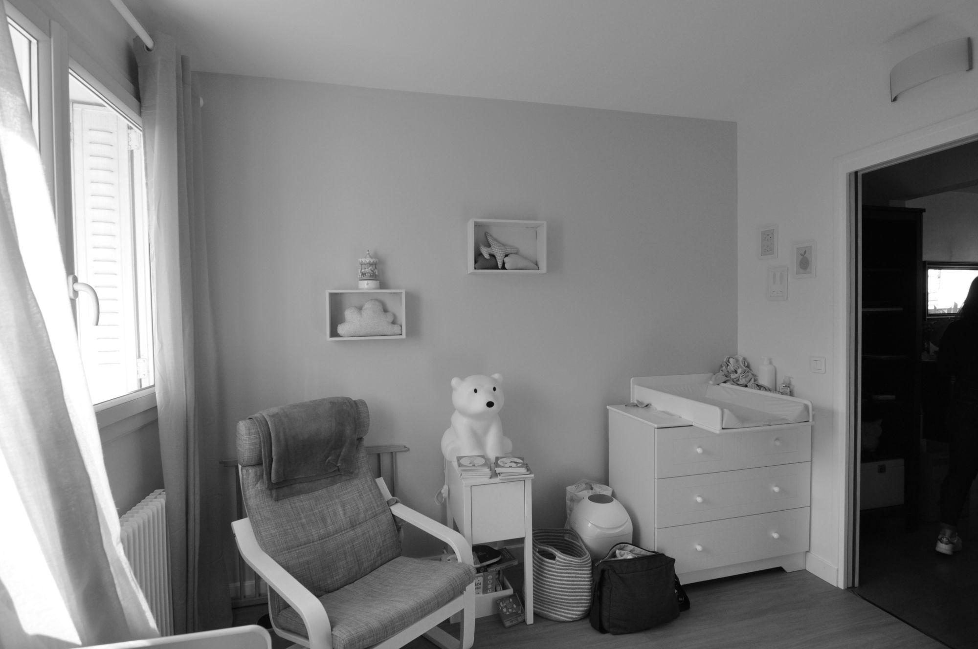 Chambre enfant existante