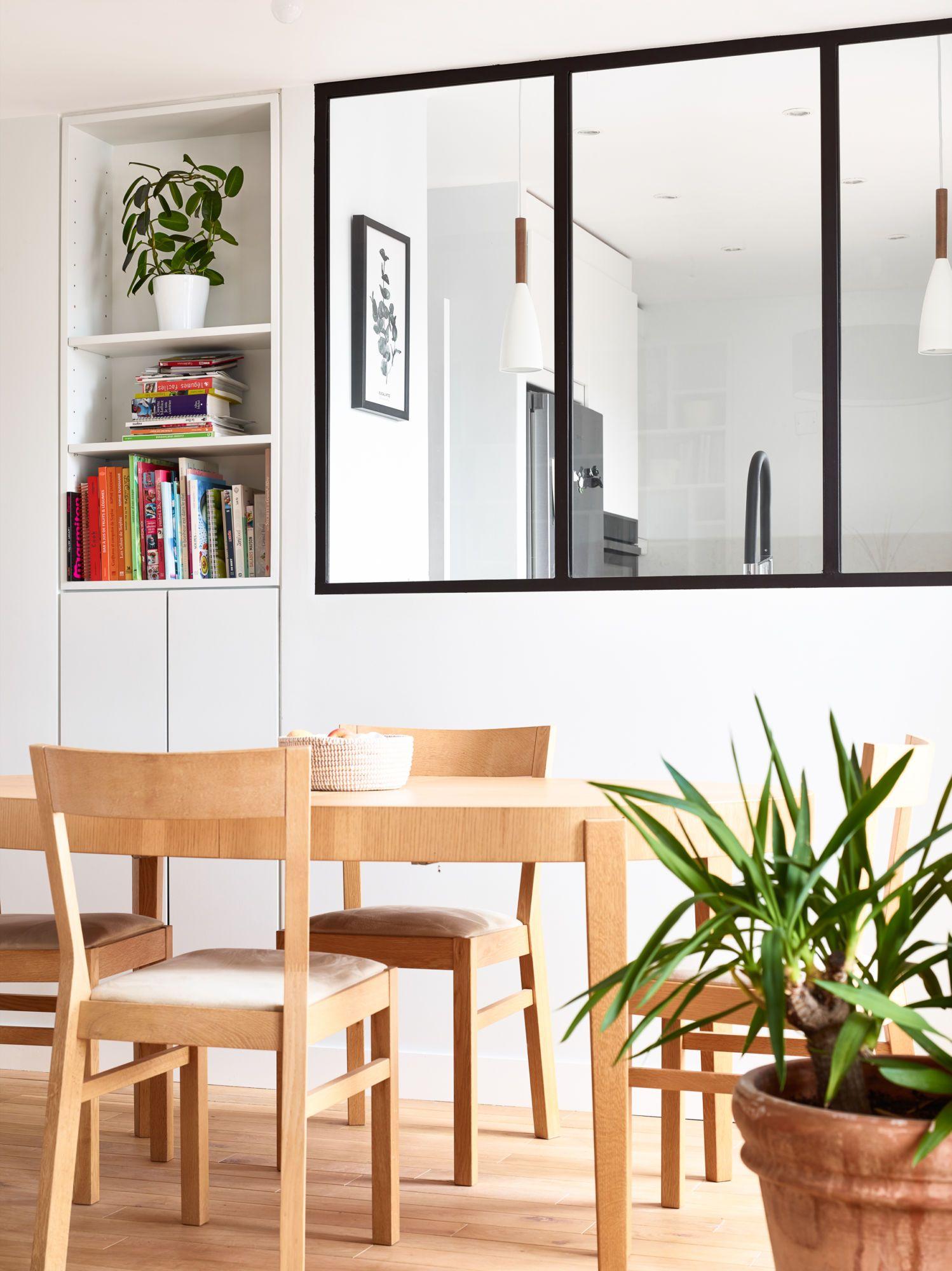 Salle à manger appartement vincennes