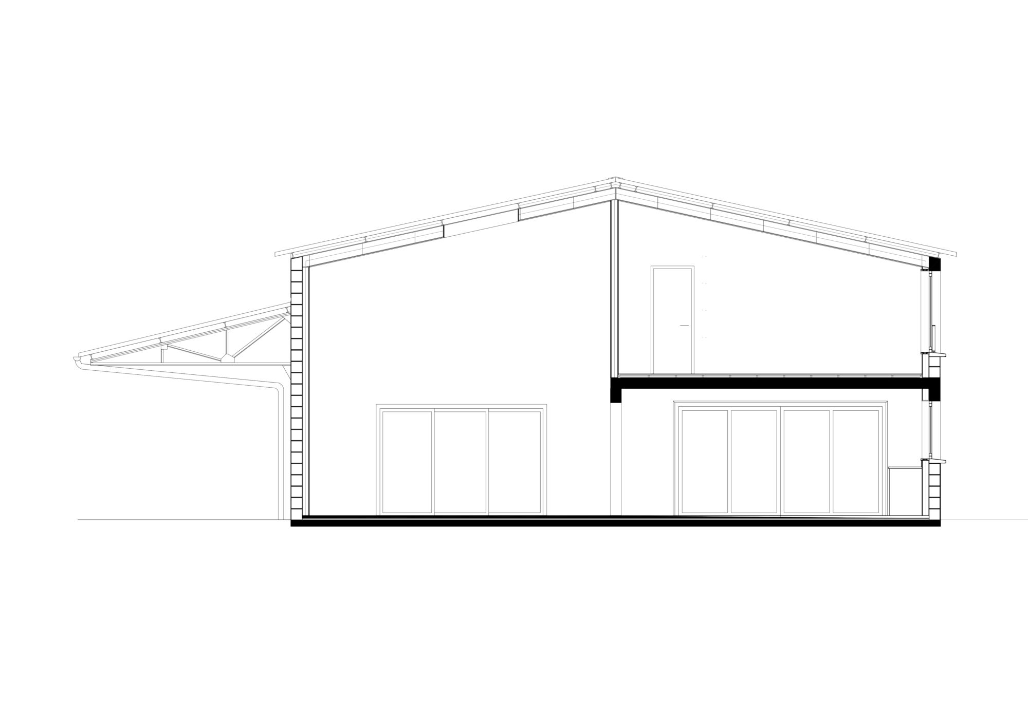 Réalisation - Architecture, Restructuration, aménagement, architecture intérieure, 10h10, décoration, ferme, champs, renovation, restructuration, perspective 3D, graphisme, image, plan